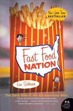 fast food nation vs super size Howard stern's buddy talks about his love for american fast food  unlike super  size me or fast food nation, hein's fast food opens a new.